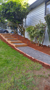 Build Stairs front yard