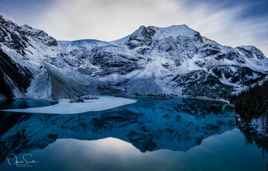 Sunrise - Joffre Lake