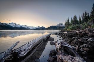 Sunrise - Garibaldi Lake