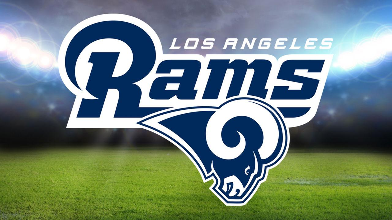 3131633274c L.A. Rams teasing a return to old Fearsome Foursome colors in 2019 ...