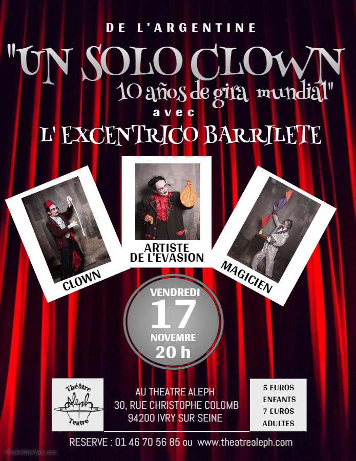 unsoloclown Excentrico Barrilete