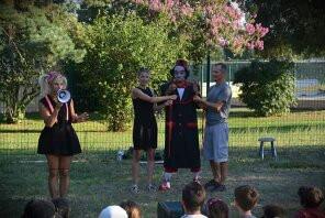 Barrilete Violetta Street Show in France