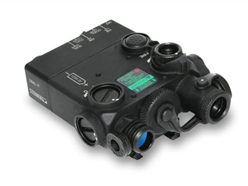 Laser Devices DBAL-I2 , Red Laser - Class IIIa, IR - Class I, Black