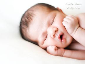 Miles' Newborn Portrait Session - Los Angeles Newborn Photography