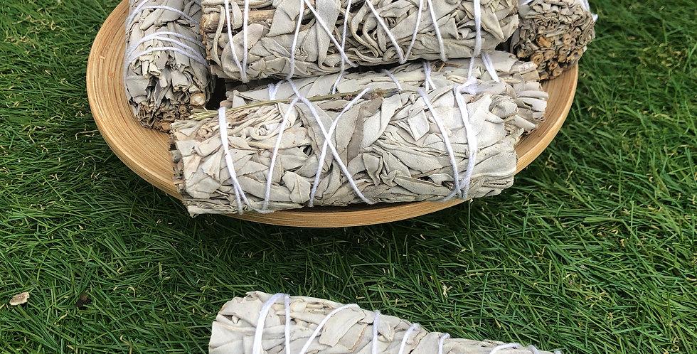 California White Sage Smudge Stick