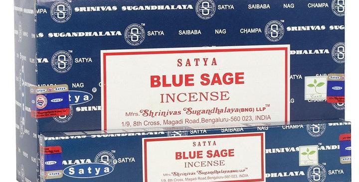 Blue Sage Incense Sticks