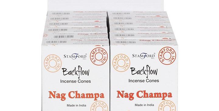 Nag Champa Back Flow Incense Cones