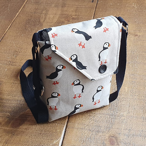 Puffin Cross Body Bag