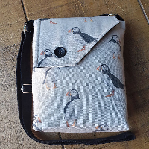 New Puffin Cross Body Bag