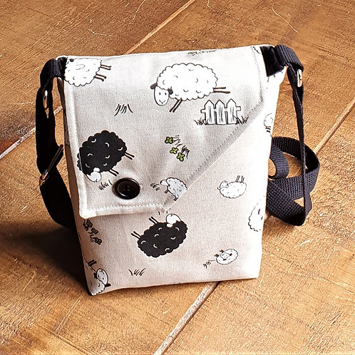 Sheep Cross Body Bag