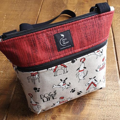 Dog's Life - Zipper Bag