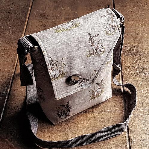 Rabbit / Hare Cross Body Bag