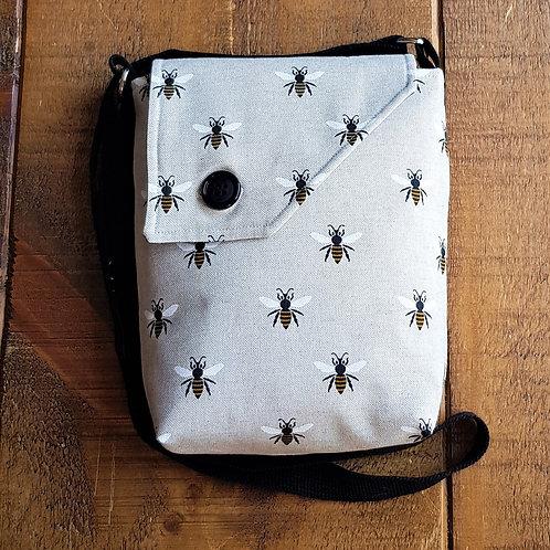 Worker Bee - Manchester bee - cross body bag