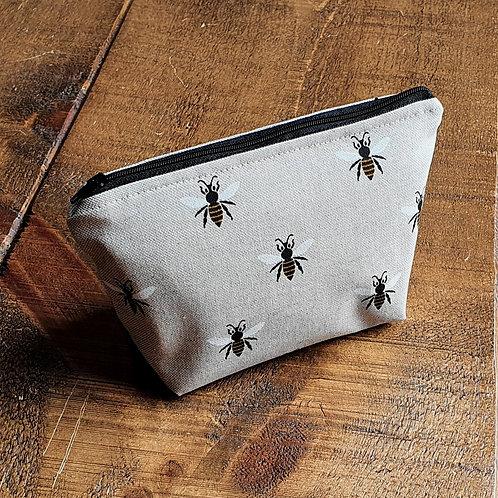 Worker bee / Honey bee cosmetics bag