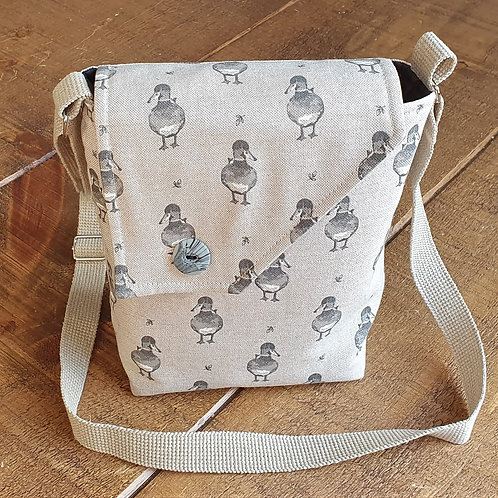 Duck Cross Body Bag