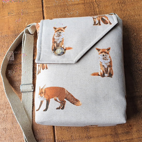 Fox Cross Body Bag
