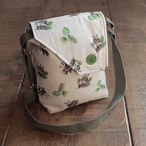Panda Cross Body Bag