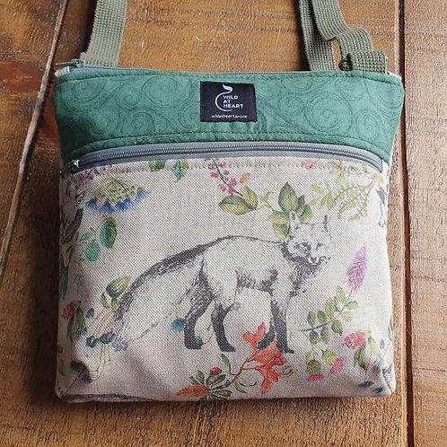 Fox and Flora - Zipper Bag