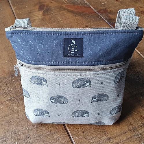 Hedgehog - Zipper Bag