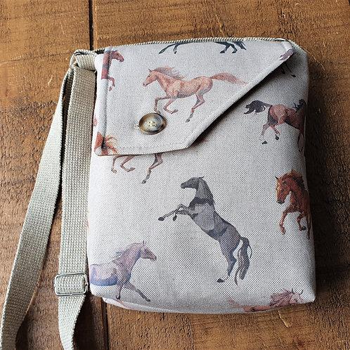 Horse Cross Body Bag