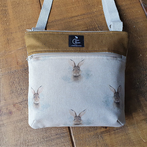 Rabbit - Zipper Bag