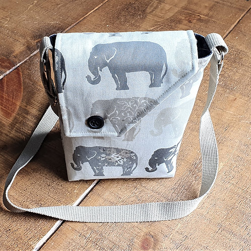 Elephant Cross Body Bag