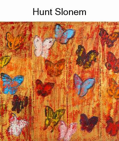 Hunt Slonem