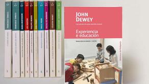 """Recursos: """"Experiencia e educación"""" de John Dewey"""