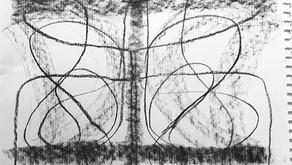 Debuxo de simetrías: Froebel na Bauhaus? / Dibujo de simetrías: ¿Froebel en la Bauhaus?