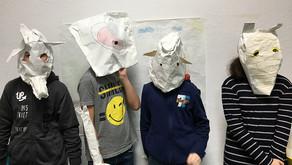 A escola creativa en tempos de #EuQuedoNaCasa / La escuela creativa en tiempos de #YoMeQuedoEnCasa