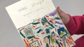 Unha portada para Dewey /Una portada para Dewey