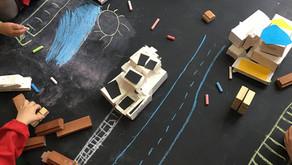 Microproxecto: Os medios de transporte / Microproyecto: Los medios de transporte