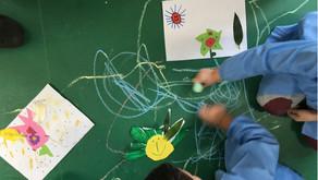 Microproxecto: Por que ulen as flores? / Microproyecto: ¿Por qué huelen las flores?