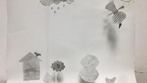 Dioramas de texturas