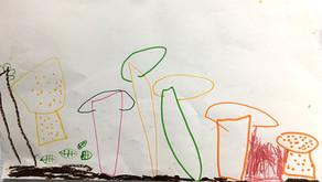 Microproxecto: Os cogomelos / Las setas