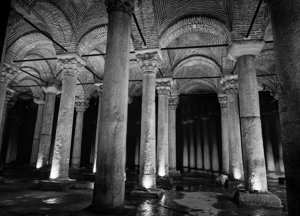 Citerne souterraine Istanbul