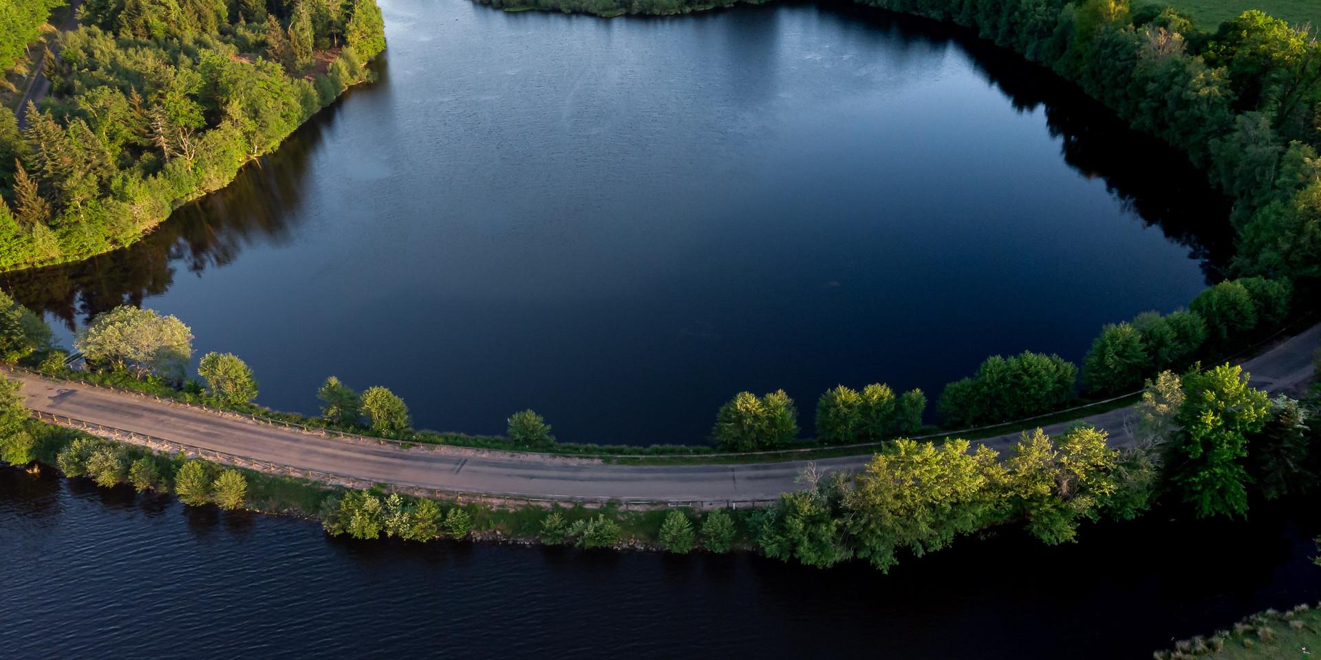 Lac de St Agnan