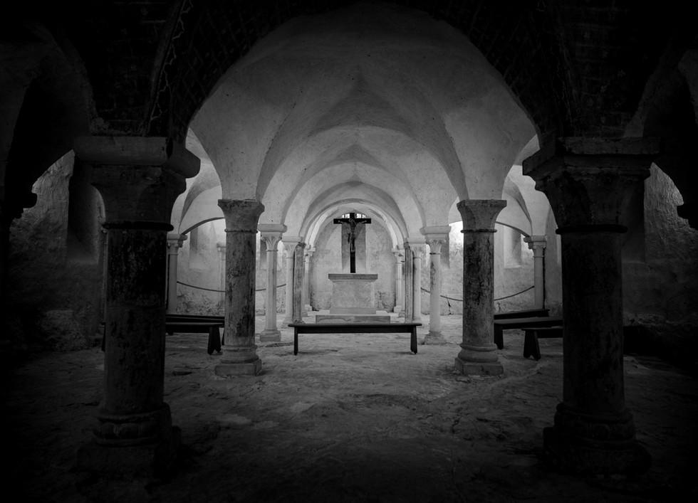 Crypte de Vézelay