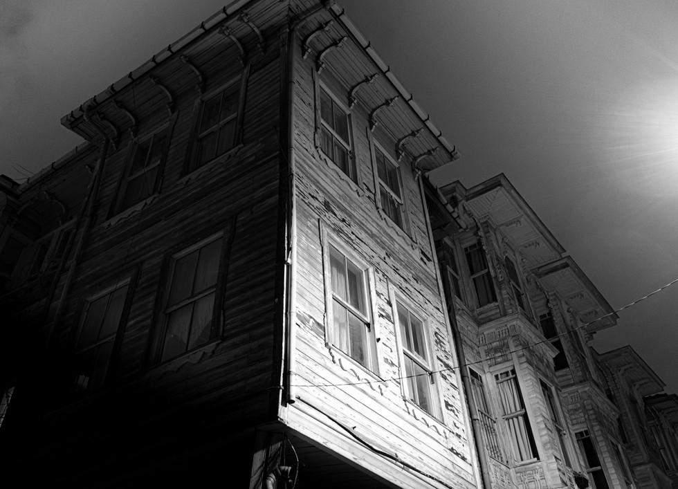 Vieux quartiers d'Istanbul