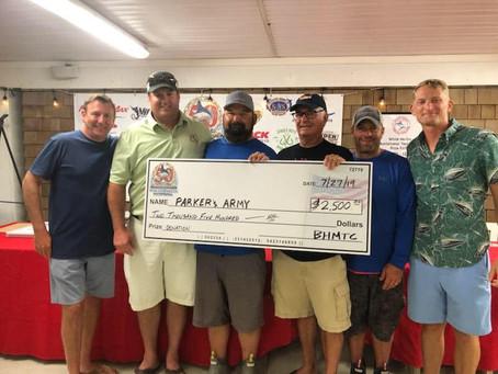 White Marlin Invitational Tournament Donation