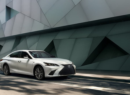 Get a Hole in One - Win a Lexus!