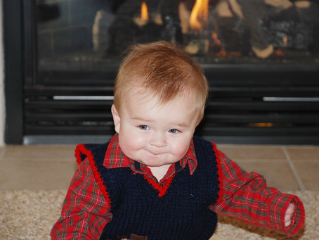 Parker's First Christmas