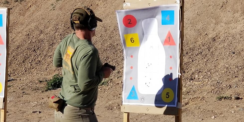 Intensive Defensive - Personal Defense Firearm Training - July 8