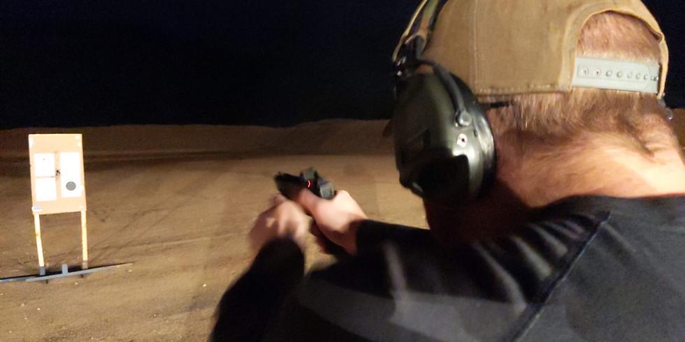 Intensive Defensive - Personal Defense Firearm Training