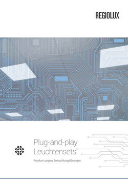 Regiolux Plug-and-play Leuchtensets