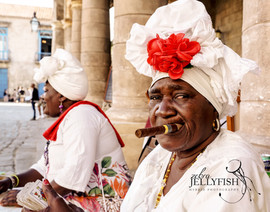 Cuba (fortune teller) Photography