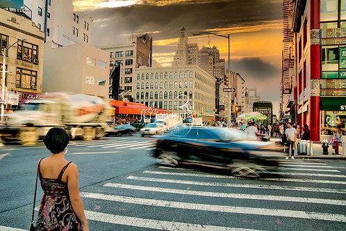Canal Street, New York City