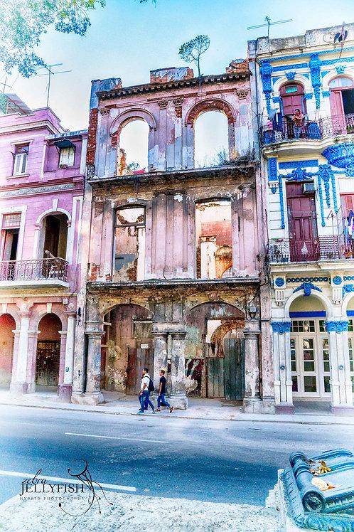 Downtown, Havana Cuba