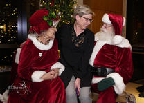 Event Photography, Santa & Mrs. Clause