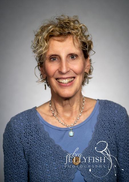 Older Woman  Headshot Photography Studio Shoot